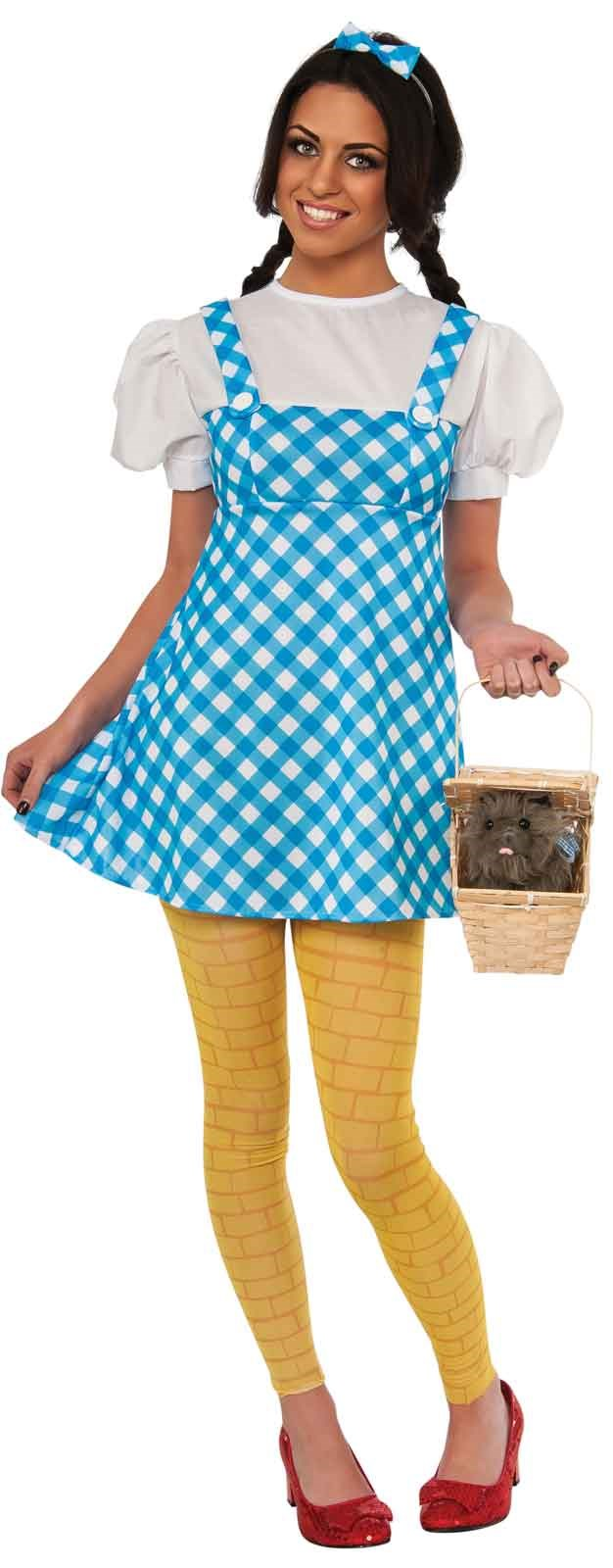 Wizard Of Oz - Young Adult Dorothy Dress | BuyCostumes.com