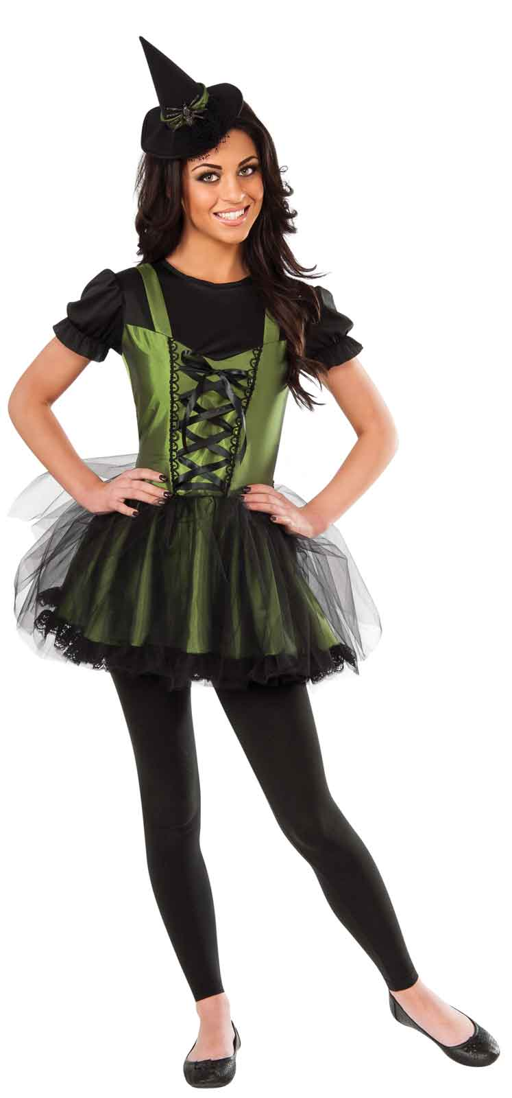Wizard Of Oz - Young Adult Wicked Witch of the West Dress ...