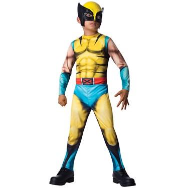 Wolverine Child Costume