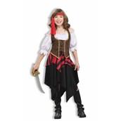 Womens Buccaneer Sweetie Costume