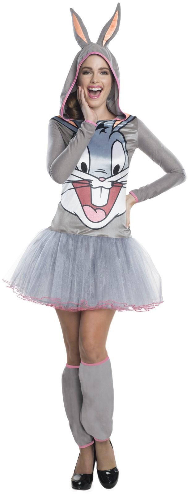 Womens Bugs Bunny Costume