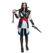 Womens Cutthroat Assassin Pirate Costume