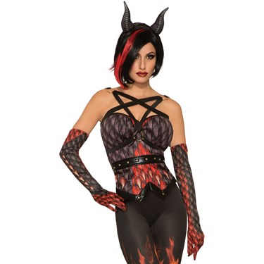 Womens Demon Corset