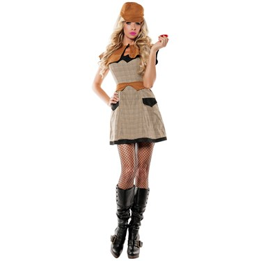 Womens Detective Costume