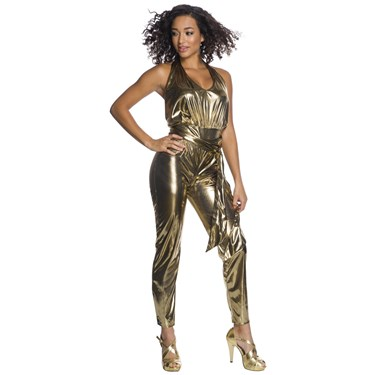 Womens Disco Fever Queen Costume