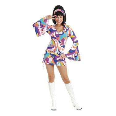 Womens Disco Hottie Costume