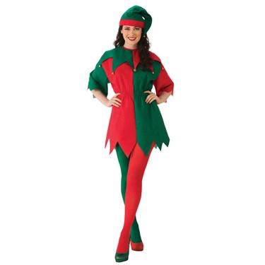 Womens Elf Costume