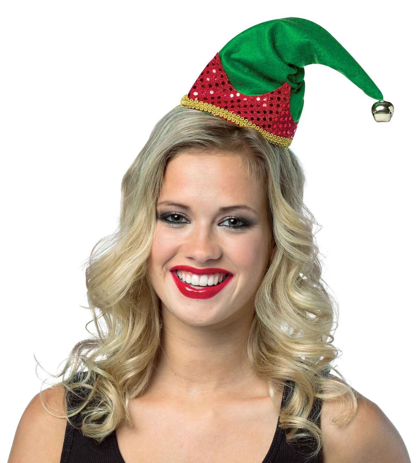 Womens Elf Hat Headband