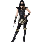 Womens Elite Ninja Costume