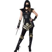 Womens Elite Ninja Costume