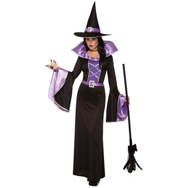 Womens Fantasy Sorceress Costume