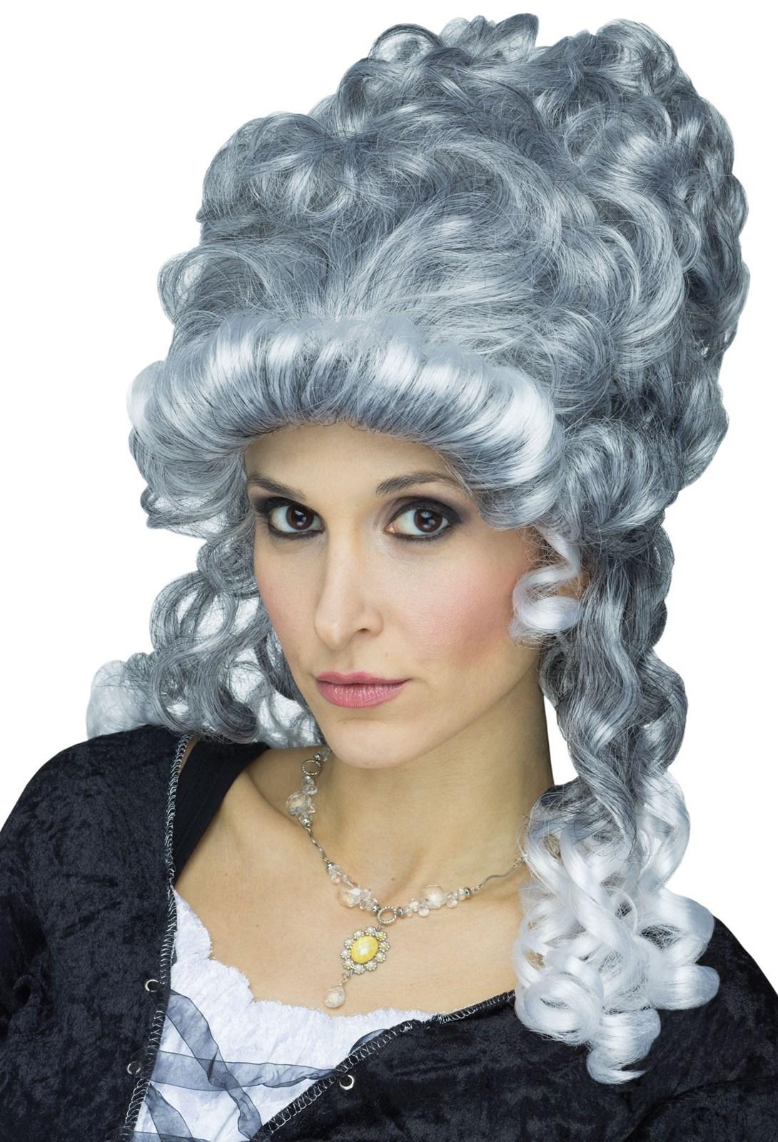 Womens Ghostly Wig