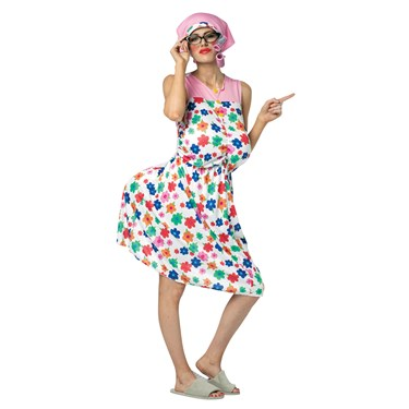 Womens Granny Costume