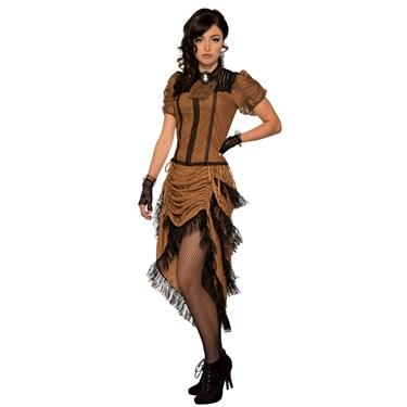 Womens Last Dance Saloon Girl Costume