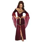 Womens Medieval Enchantress Renaissance Costume