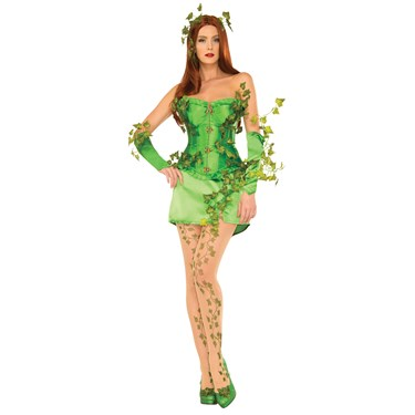 Womens Poison Ivy Grand Heritage Costume