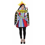 Women's Queen Of Cards Costume