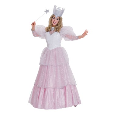 Womens Regency Glinda Costume