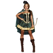 Womens Robin Hood Costume