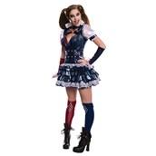 Womens Secret Wishes Harley Quinn Costume