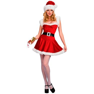 Women's Sexy Jingle Dress