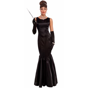 Womens Vintage Hollywood High Society Adult Costume