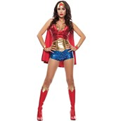 Womens Wonder Lady Costume