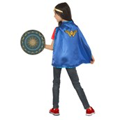 Wonder Woman Cape and Shield Set