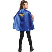 Wonder Woman Cape & Tiara Child One Size