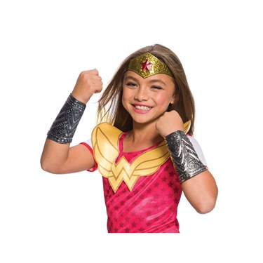 Wonder Woman Child Accessory Kit