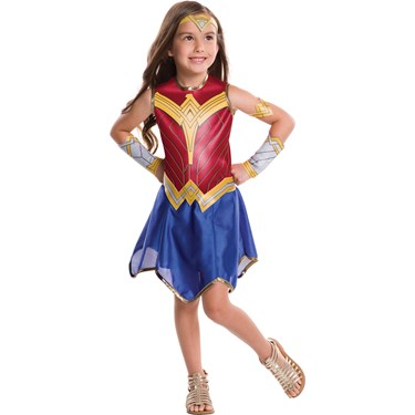 Wonder Woman Child Costume