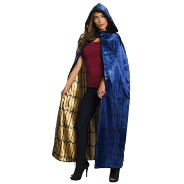 Wonder Woman Deluxe Adult Cape
