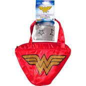 Wonder Woman Purse and Bracelet