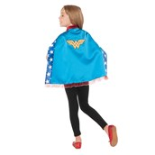 Wonder Woman Tiara and Cape Set