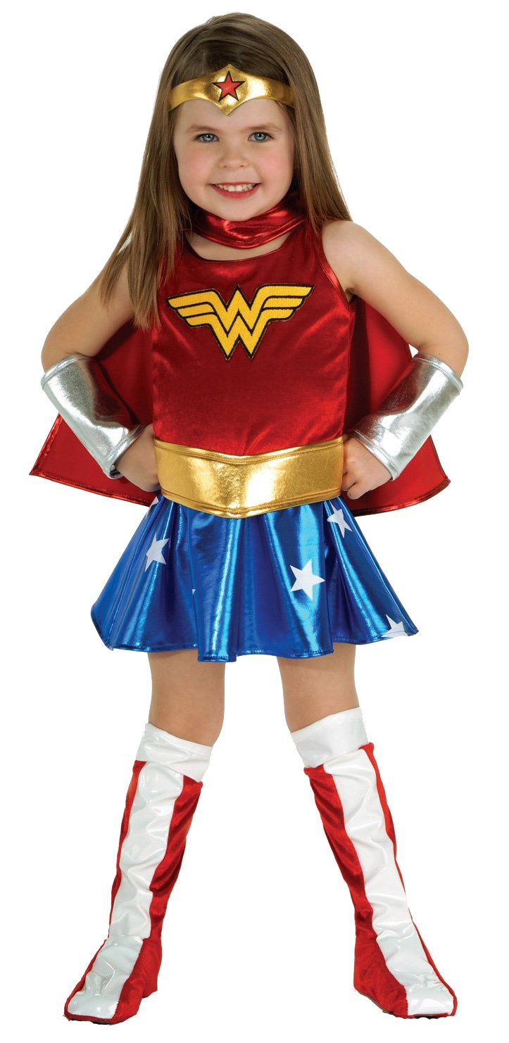 Wonder Woman Toddler Costume | BuyCostumes.com