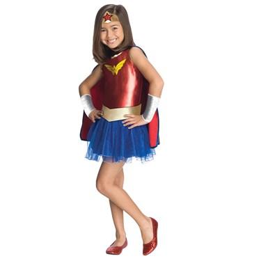 Wonder Woman Tutu Toddler Costume