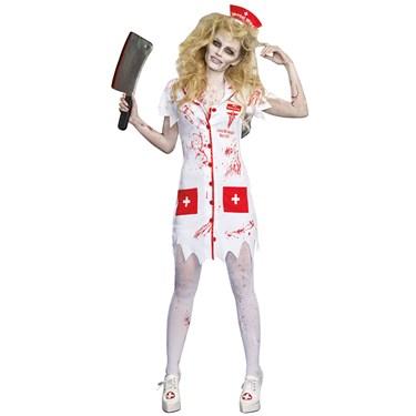 Working the Graveyard Shift Sexy Womens Nurse Costume