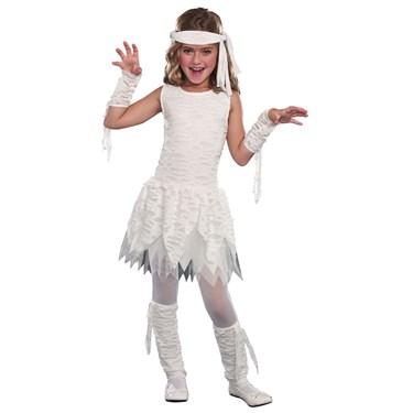 Wrap it Up! Mummy Kids Costume