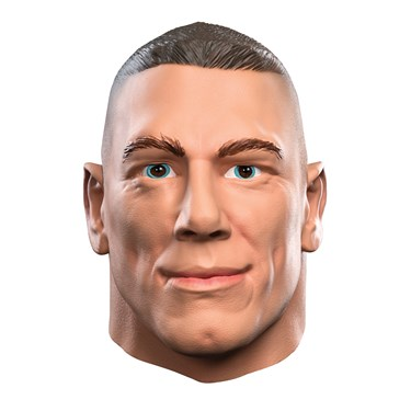 WWE John Cena Deluxe Adult Mask