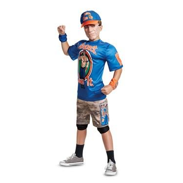 WWE  John Cena New Classic Muscle Child Costume
