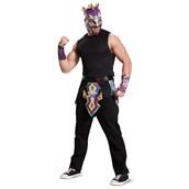 WWE Kalisto Costume Kit - Adult