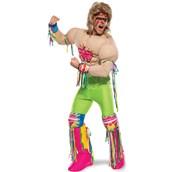 WWE Ultimate Warrior Adult Grand Heritage Costume