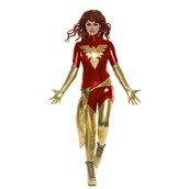 X-Men Red Dark Phoenix Sexy Costume
