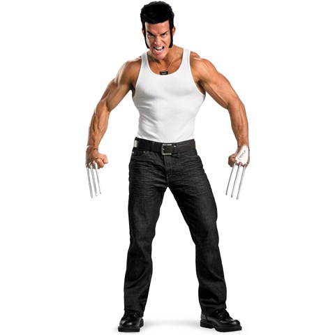 X-Men - Wolverine Accessory Kit (Adult)