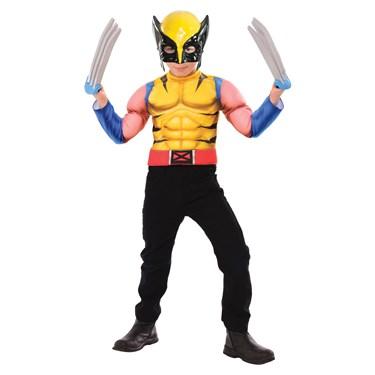 X-Men Wolverine Child Costume Set