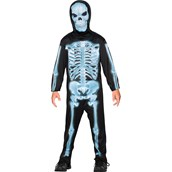 X-Ray Skeleton Child Costume