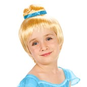 Yellow Fairy Child Wig