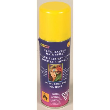 Yellow Hairspray