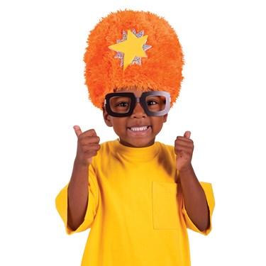 Yo Gabba Gabba! DJ Lance Orange Hat