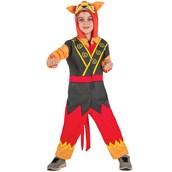 Yo Kai Watch: Blazion Child Costume